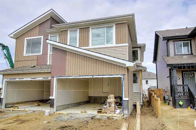 68 Springbrook Wynd, Spruce Grove, AB T7X 0X9 (#E4240979) :: Initia Real Estate