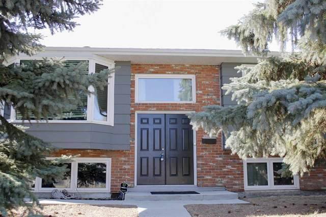 3519 18 Avenue NW, Edmonton, AB T6L 3C1 (#E4240989) :: Initia Real Estate