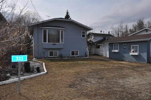 321 Lakeshore Drive, Rural Lac Ste. Anne County, AB T0E 1V0 (#E4241000) :: Initia Real Estate
