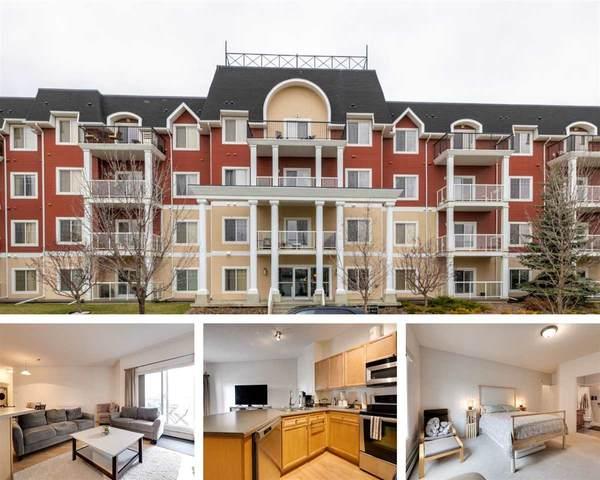 110 226 Macewan Road, Edmonton, AB T6W 0C5 (#E4241003) :: Initia Real Estate