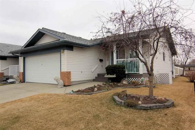 110 Maisonette Village, Leduc, AB T9E 6T1 (#E4241025) :: Initia Real Estate