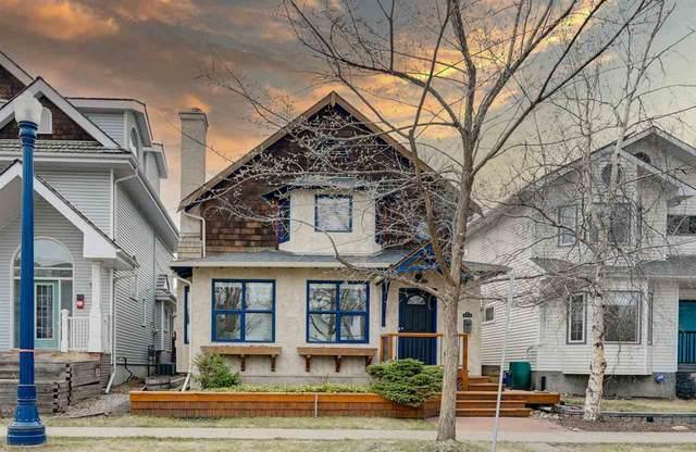 9510 100A Street, Edmonton, AB T4K 0V6 (#E4241027) :: Initia Real Estate