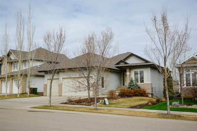 103 Oak Vista Drive, St. Albert, AB T8N 3K4 (#E4241028) :: Initia Real Estate