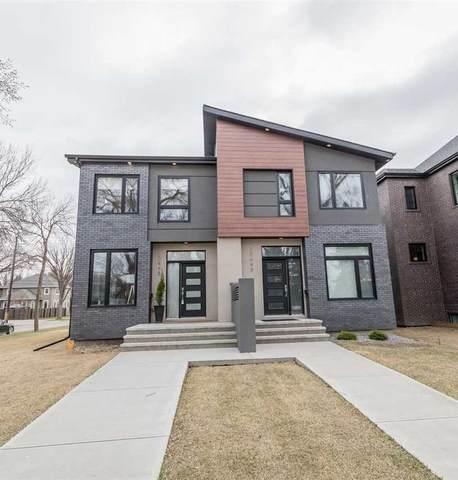 10445 136 Street, Edmonton, AB T5N 2E7 (#E4241029) :: Initia Real Estate