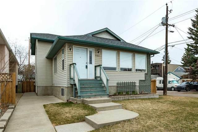 11220 79 Street, Edmonton, AB T5B 2F7 (#E4241032) :: Initia Real Estate