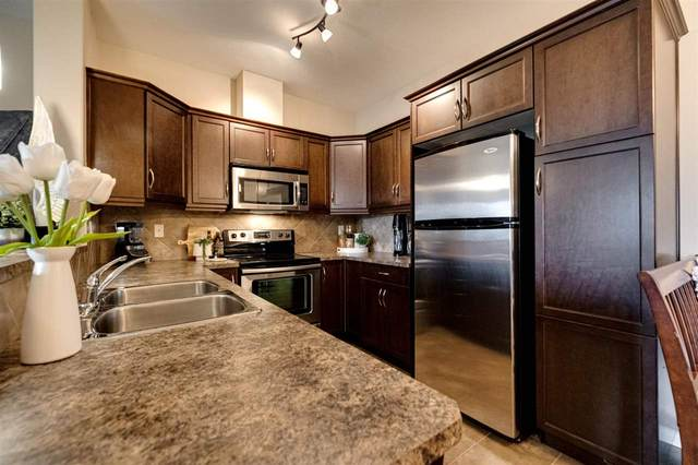 #103 6083 MAYNARD WY, Edmonton, AB T6R 0S5 (#E4241036) :: Initia Real Estate