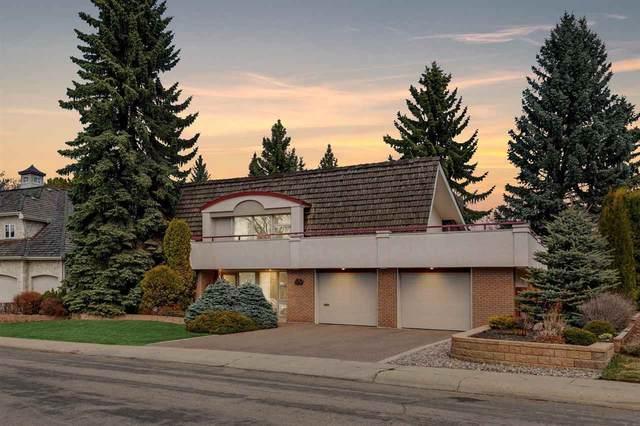 49 Marlboro Road, Edmonton, AB T6J 2C7 (#E4241038) :: Initia Real Estate