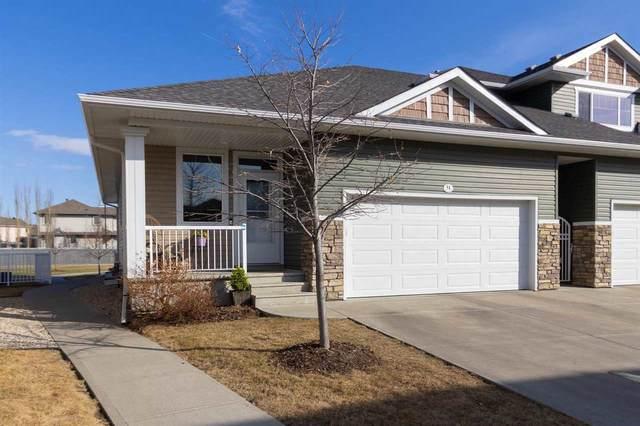 51 18230 104A Street, Edmonton, AB T5X 0G9 (#E4241040) :: Initia Real Estate