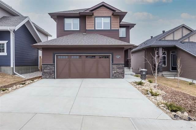 1207 Peregrine Terrace, Edmonton, AB T5S 0M3 (#E4241044) :: Initia Real Estate