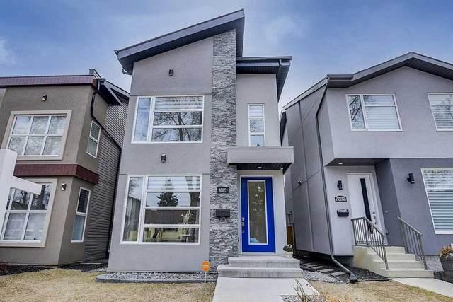 10819 75 Avenue, Edmonton, AB T6E 1K1 (#E4241059) :: Initia Real Estate