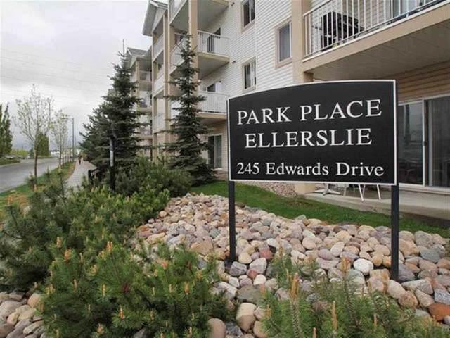 127 245 Edwards Drive, Edmonton, AB T6X 1J9 (#E4241061) :: Initia Real Estate