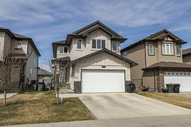 58 Spruce Ridge Drive, Spruce Grove, AB T7X 3G2 (#E4241062) :: Initia Real Estate