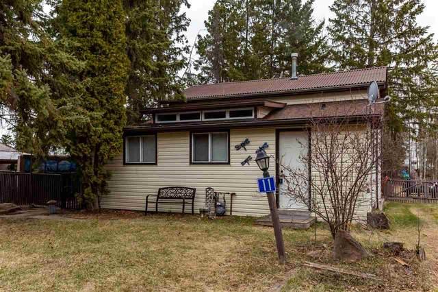 11 3016 TWP RD 572, Rural Lac Ste. Anne County, AB T0E 1V0 (#E4241063) :: Initia Real Estate