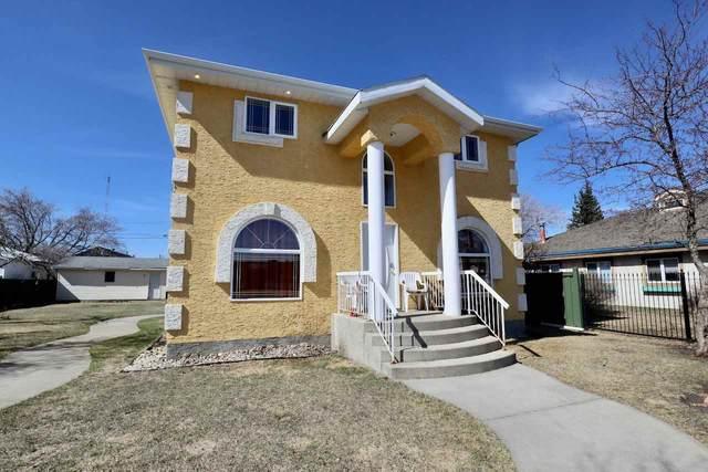 4932 48 Street, Redwater, AB T0A 2W0 (#E4241077) :: Initia Real Estate