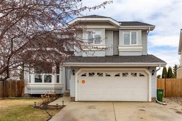 3512 38A Avenue, Edmonton, AB T6L 6N9 (#E4241097) :: Initia Real Estate