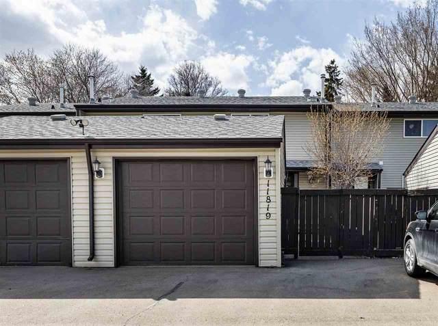 11819 145 Avenue NW, Edmonton, AB T5X 1Z5 (#E4241104) :: Initia Real Estate