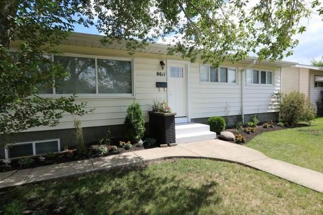 8611 157 Street NW, Edmonton, AB T5R 2A3 (#E4241105) :: Initia Real Estate