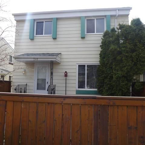 248 Primrose Gardens Gardens, Edmonton, AB T5T 0R1 (#E4241114) :: Initia Real Estate
