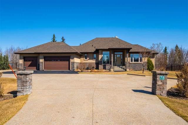 78 53305 RGE RD 273, Rural Parkland County, AB T7X 3N3 (#E4241125) :: Initia Real Estate