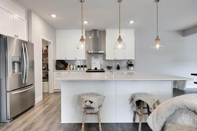 16139 17 Avenue, Edmonton, AB T6W 3E8 (#E4241128) :: Initia Real Estate
