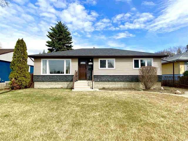 10623 65 Street, Edmonton, AB T6A 2N9 (#E4241136) :: Initia Real Estate