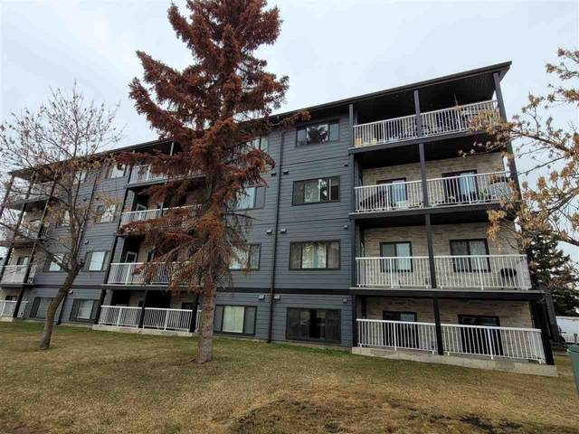 101 14808 26 Street, Edmonton, AB T5Y 2G4 (#E4241142) :: Initia Real Estate