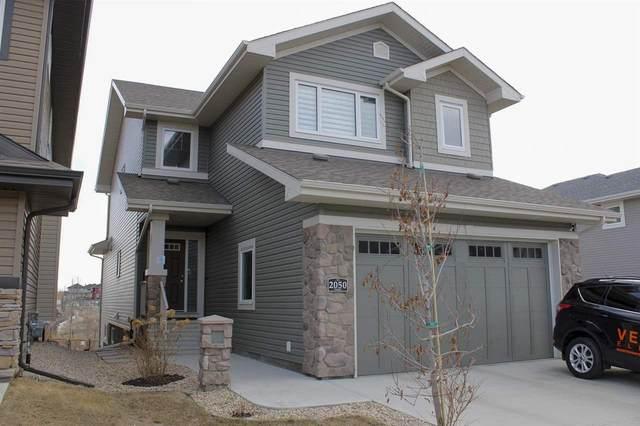 2050 Redtail Common, Edmonton, AB T5S 0H3 (#E4241145) :: Initia Real Estate