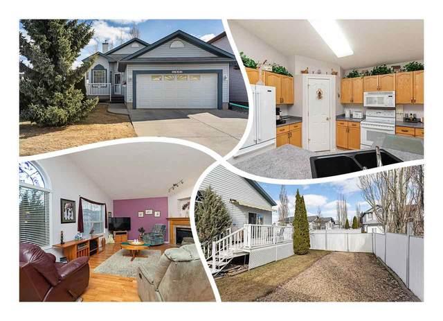 11603 168 Avenue, Edmonton, AB T5X 6B7 (#E4241150) :: Initia Real Estate