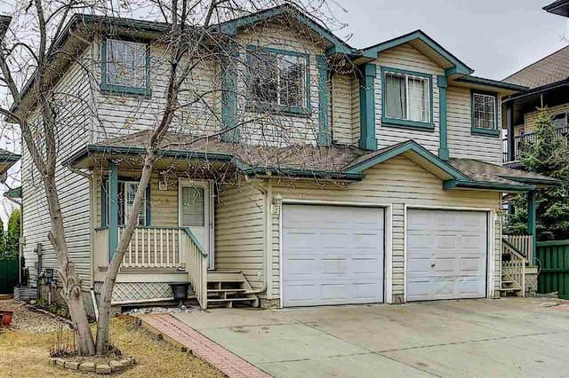 54 2004 Grantham Court, Edmonton, AB T5T 6R9 (#E4241163) :: Initia Real Estate