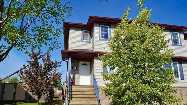 437 Aster Close, Leduc, AB T9E 0E2 (#E4241179) :: Initia Real Estate
