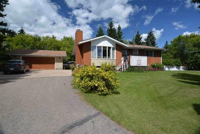 6 474032 RGE RD 242, Rural Wetaskiwin County, AB T0C 1Z0 (#E4241180) :: Initia Real Estate
