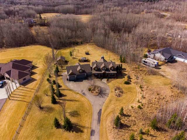17 54030 RGE RD 275, Rural Parkland County, AB T7X 3V4 (#E4241185) :: Initia Real Estate