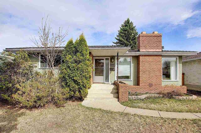 3523 107 Street, Edmonton, AB T6J 1A9 (#E4241195) :: Initia Real Estate