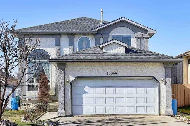 13344 154A Avenue, Edmonton, AB T6V 1G4 (#E4241204) :: Initia Real Estate