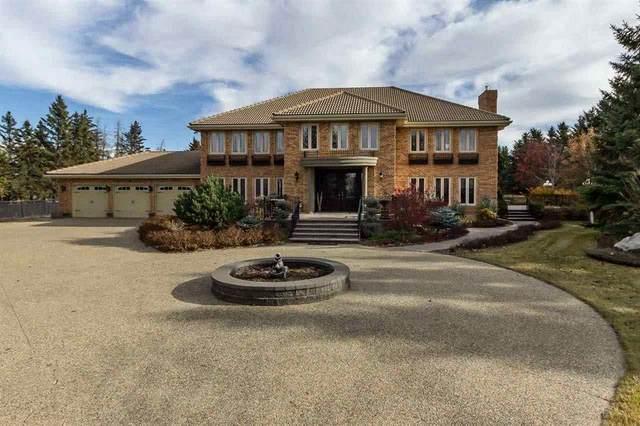 641 107 Street, Edmonton, AB T6W 1A2 (#E4241205) :: Initia Real Estate