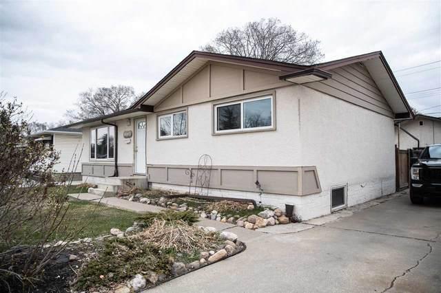 8107 159 Street, Edmonton, AB T5R 2E5 (#E4241217) :: Initia Real Estate