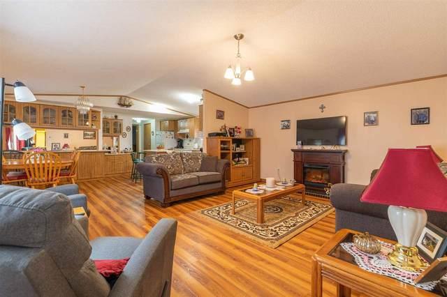 3046 Lakeview Drive, Edmonton, AB T5S 1T7 (#E4241221) :: Initia Real Estate
