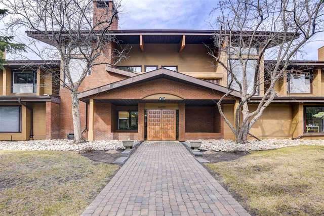 7 14816 45 Avenue, Edmonton, AB T6H 5M5 (#E4241223) :: Initia Real Estate