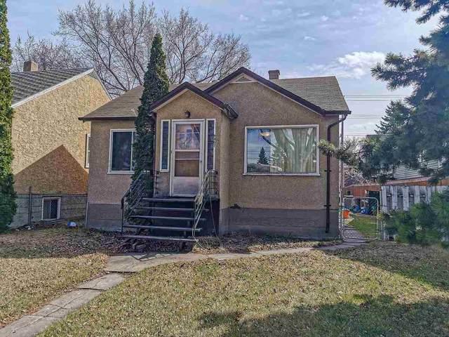 9807 81 Avenue, Edmonton, AB T6E 1W4 (#E4241239) :: Initia Real Estate