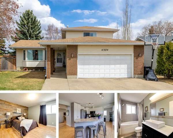 6324 14 Avenue, Edmonton, AB T6L 1S4 (#E4241250) :: Initia Real Estate