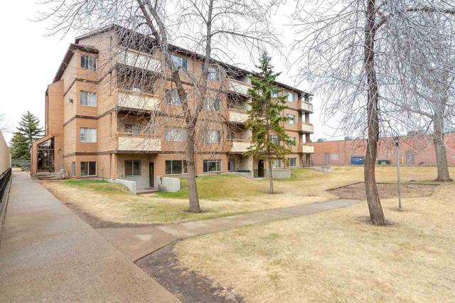 407 14916 26 Street, Edmonton, AB T5J 3V5 (#E4241261) :: Initia Real Estate