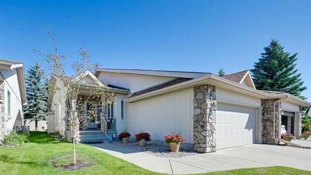 20 925 Picard Drive, Edmonton, AB T5T 6H3 (#E4241273) :: Initia Real Estate