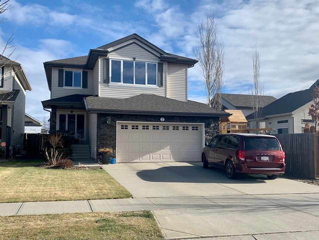 2 Norwood Close, St. Albert, AB T8N 5T8 (#E4241282) :: Initia Real Estate