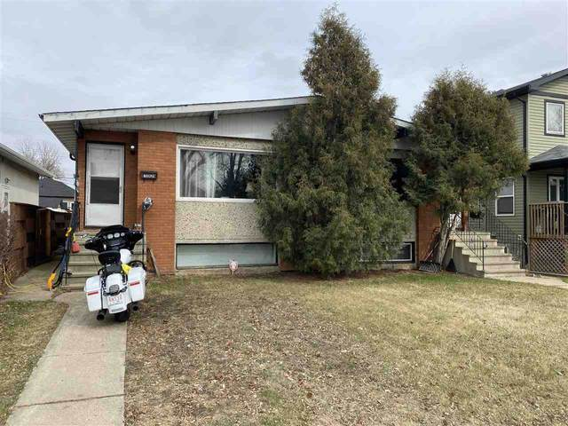 12927 12929 123 Street, Edmonton, AB T5L 0T6 (#E4241287) :: Initia Real Estate
