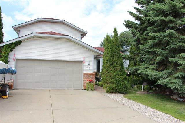 39 Woodside Crescent, Spruce Grove, AB T7X 3E5 (#E4241292) :: Initia Real Estate