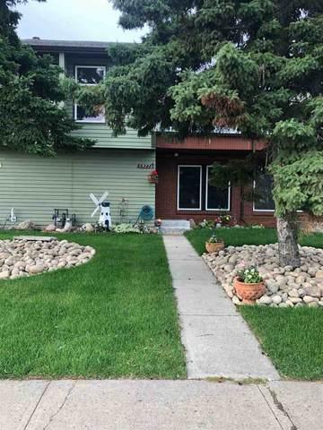 5327 Hill View Crescent, Edmonton, AB T6L 1V9 (#E4241294) :: Initia Real Estate