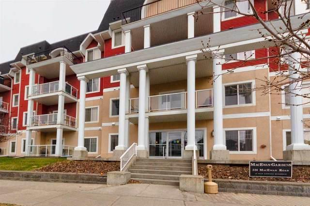 410 226 Macewan Road, Edmonton, AB T6W 0C5 (#E4241310) :: Initia Real Estate