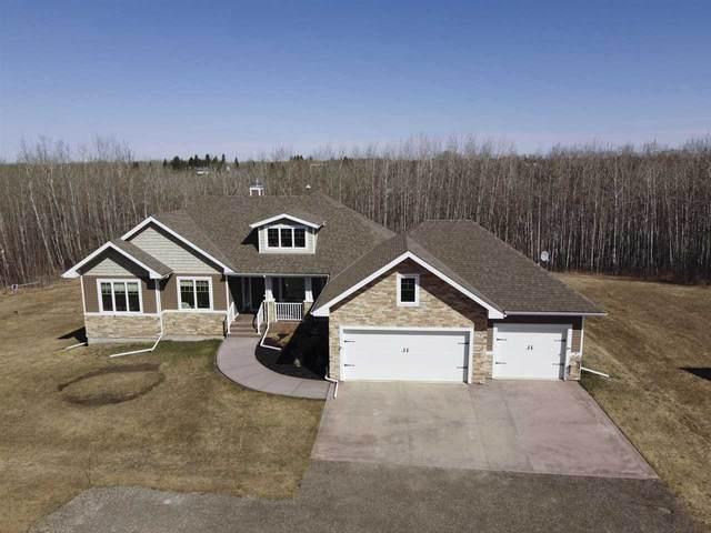 10 53220 RGE RD 15, Rural Parkland County, AB T7Z 1X2 (#E4241312) :: Initia Real Estate