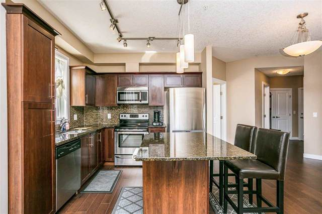 218 2584 Anderson Way, Edmonton, AB T6W 0R2 (#E4241314) :: Initia Real Estate
