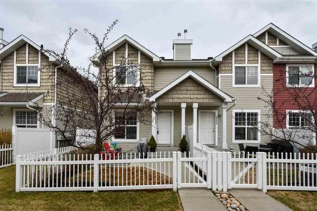 112 2051 Towne Centre Boulevard, Edmonton, AB T6R 0G8 (#E4241320) :: Initia Real Estate